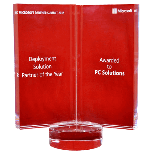 Microsoft Solution Partner of the Year