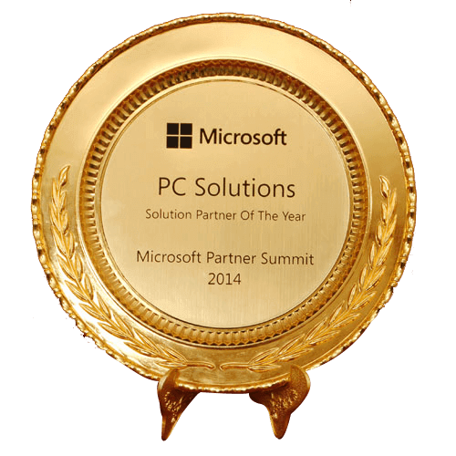 Solution Partner of the Year